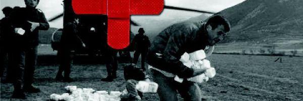 Cruz Roja. Ayudanos a llevar esta cruz/ Help us to carry this cross