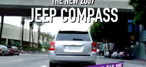 Jeep Compass: Bubbleheads