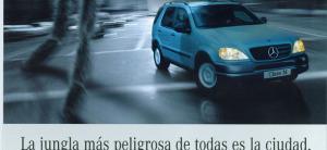 Mercedes-Benz M Class.